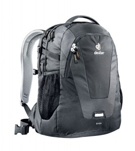 Deuter DayPack Giga Bag Antratcite 267x300 Deuter DayPack Giga black / anthratcite