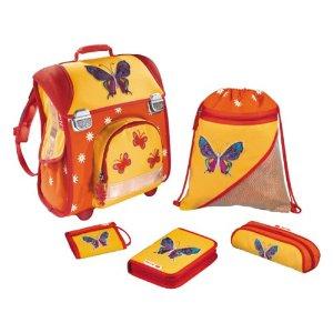 Hama Schulranzen Set Step by Step Butterfly Hama Schulranzen Set Step by Step Butterfly